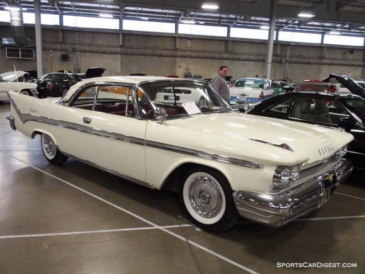 1959 DeSoto Firesweep 2-Dr. Hardtop