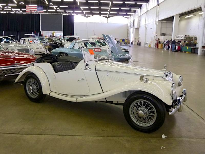 Leake Collector Car Dallas 2012 - Auction Report