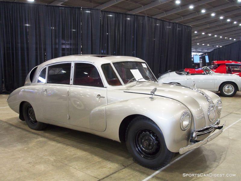 1948 Tatra T87 4-Dr. Sedan