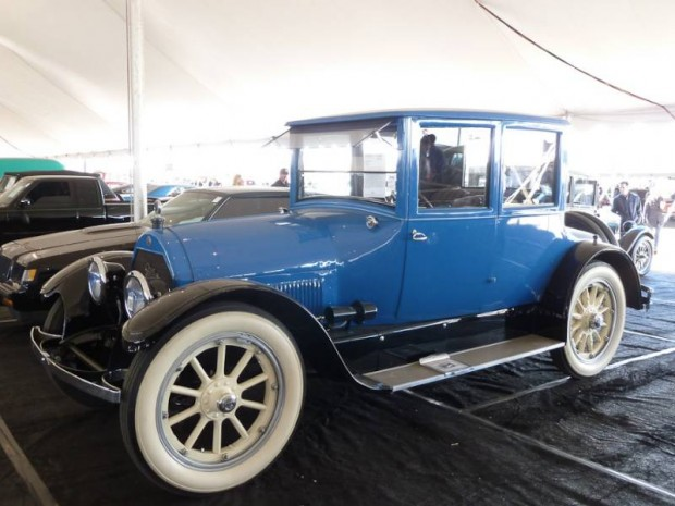 1918 Cadillac Type 57 Victoria Sedan