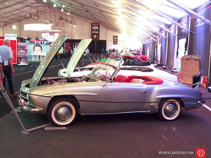 1956 Mercedes-Benz 190SL Roadster