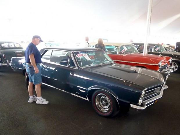 1965 Pontiac LeMans GTO 2-Dr. Hardtop for sale