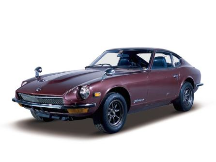 The Fairlady Z-L of 1977