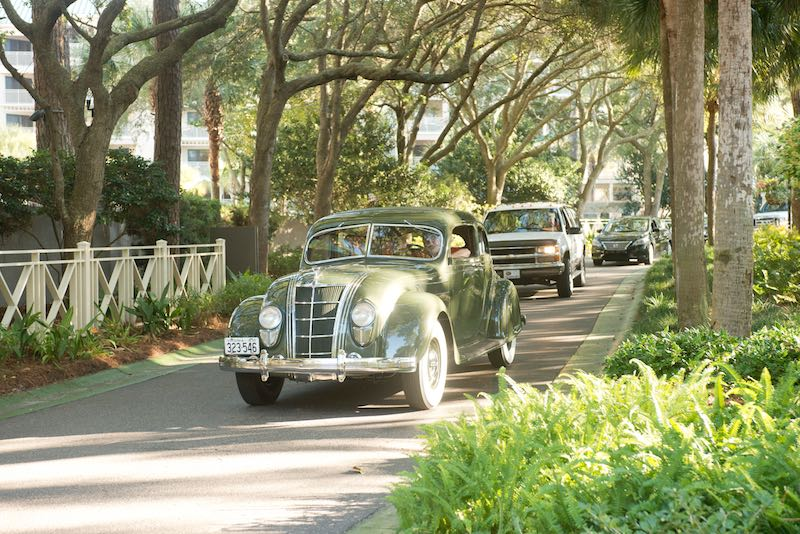 2015 Hilton Head Island Motoring Festival and Concours d'Elegance