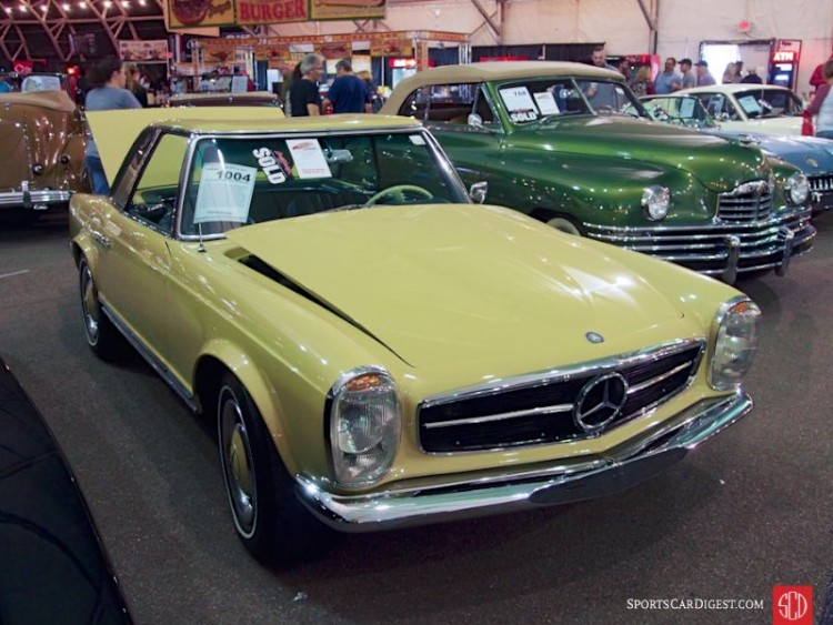 1967 Mercedes-Benz 230SL Convertible