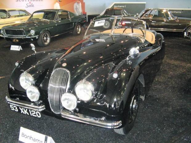 1953 Jaguar XK 120 Roadster