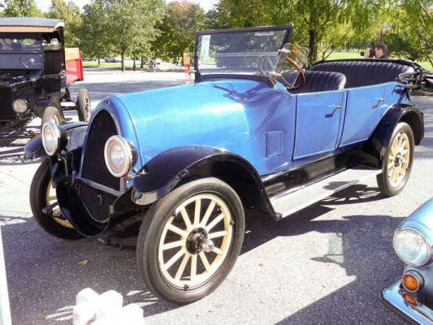 1923 Franklin Series 10-A 5-Passenger Touring
