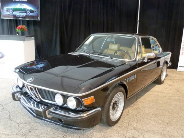 1974 BMW 3.0 CS Coupe