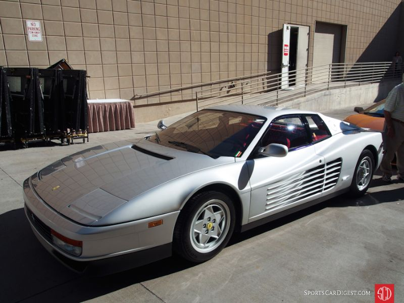 1991 Ferrari Testarossa Coupe, Body by Pininfarina