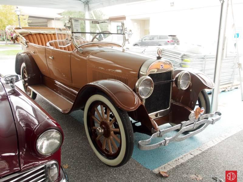1922 Buick Model 22-45 Touring 5-Passenger