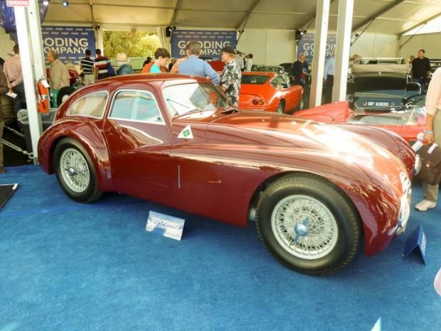 1948 Alfa Romeo 6C 2500 Competizione Coupe