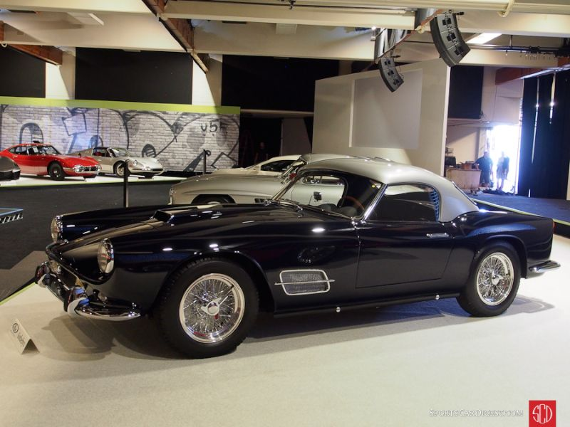 1959 Ferrari 250 GT LWB California Spider (open headlight), Body by Scaglietti