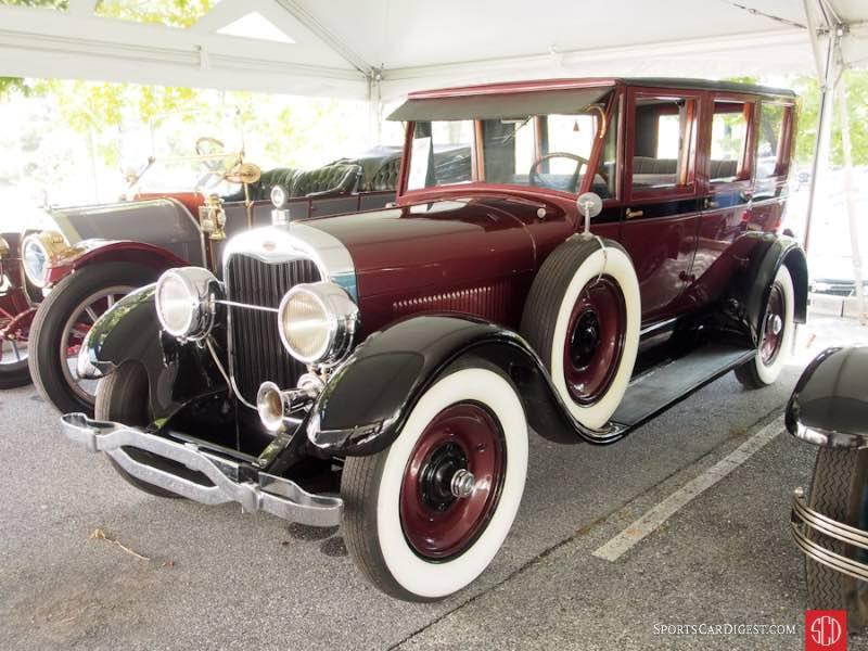 1925 Lincoln Model L Limousine, Body by Brunn
