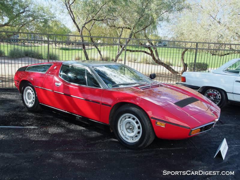 Bonhams Scottsdale 2015 - Auction Report