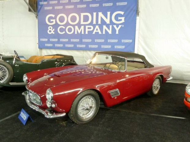 1958 Maserati 3500 GT Spider