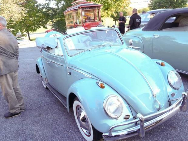 1963 Volkswagen Beetle Convertible
