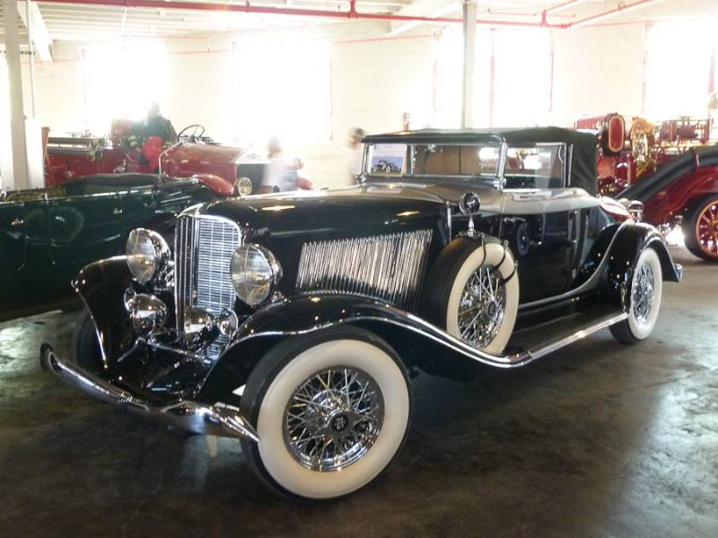 Worldwide auctioneers auburn 2012 auction report for 1934 auburn 1250 salon cabriolet