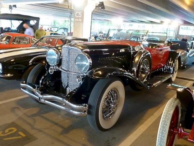 1930 Duesenberg Model J LWB Dual Cowl Phaeton LeBaron
