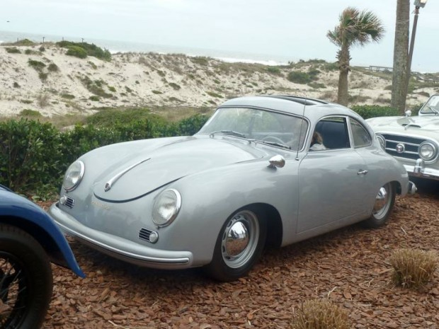 1955 Porsche 356 Pre-A Coupe for sale