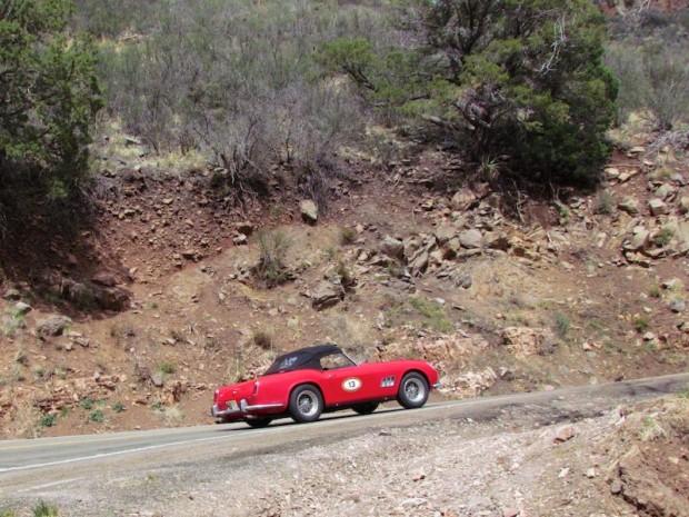 1963 Ferrari 250 GT SWB California Spider