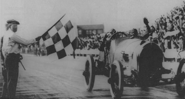 Eddie Pullen, 1914 American Grand Prize