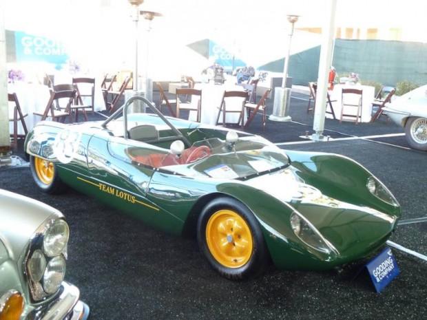 1962 Lotus 23B Sports Racer