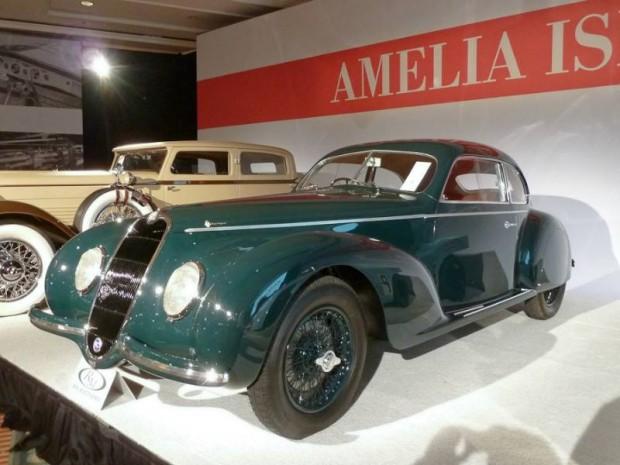 1939 Alfa Romeo 6C 2500 Sport Berlinetta