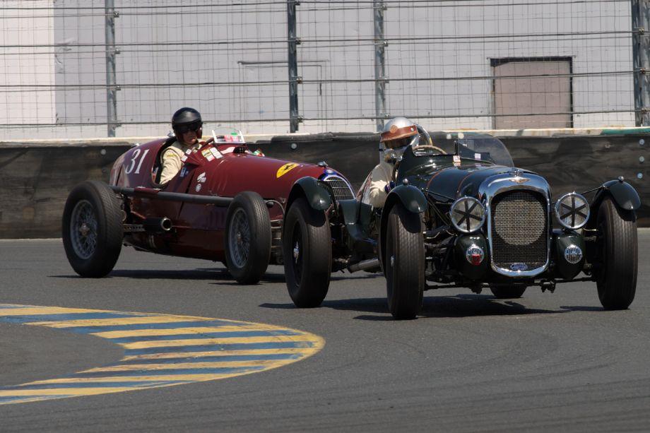 1935 Alfa Romeo Tipo B 8C-35