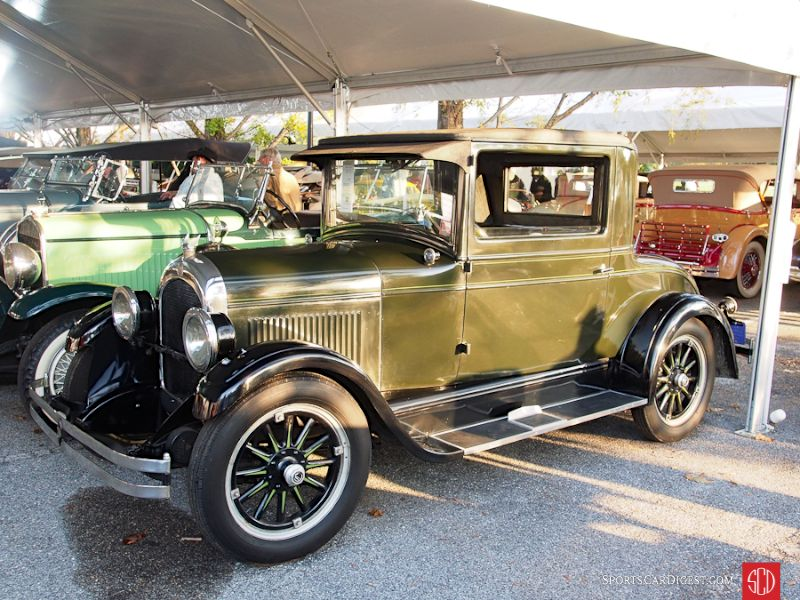 1926 Chrysler Four Coupe
