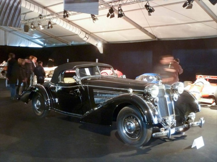1940 Horch 853A Sportcabriolet