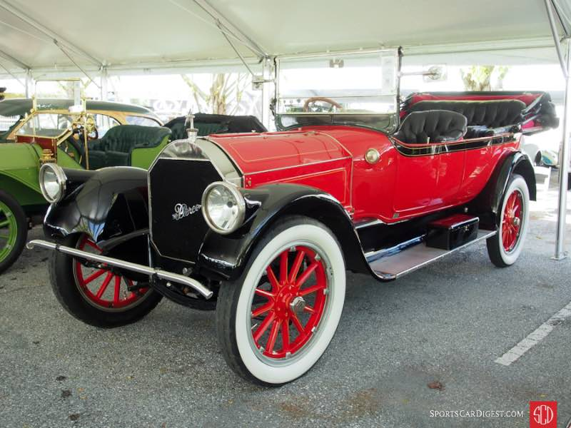 1915 Pierce-Arrow Model 66-A-3 Touring