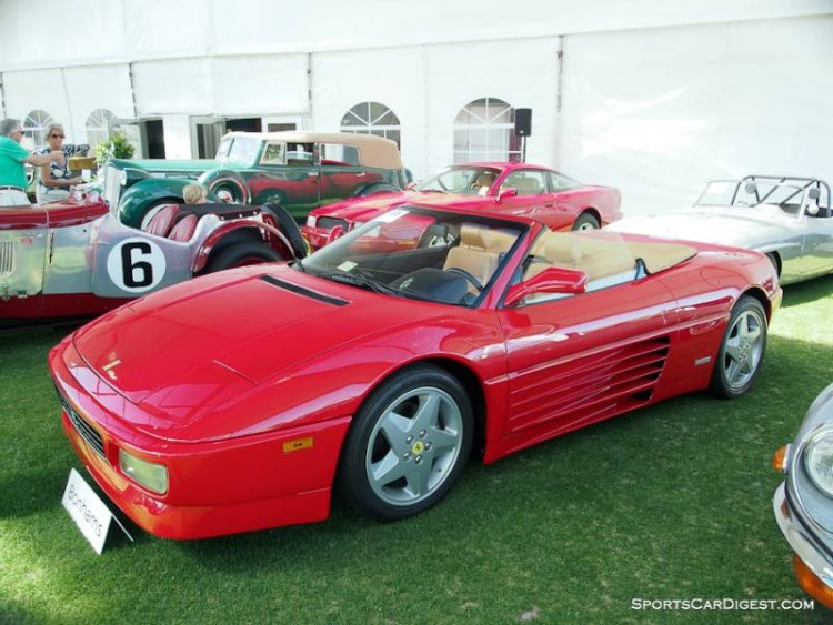 1994 Ferrari 348 Spider, Body by Pininfarina