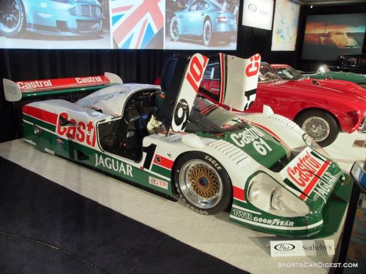 1988 Jaguar XJR-9 Endurance racer
