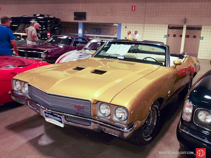 1971 Buick GS 455 Convertible