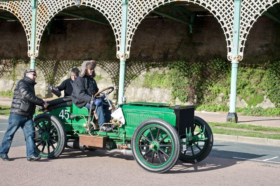 1902 Napier 40HP