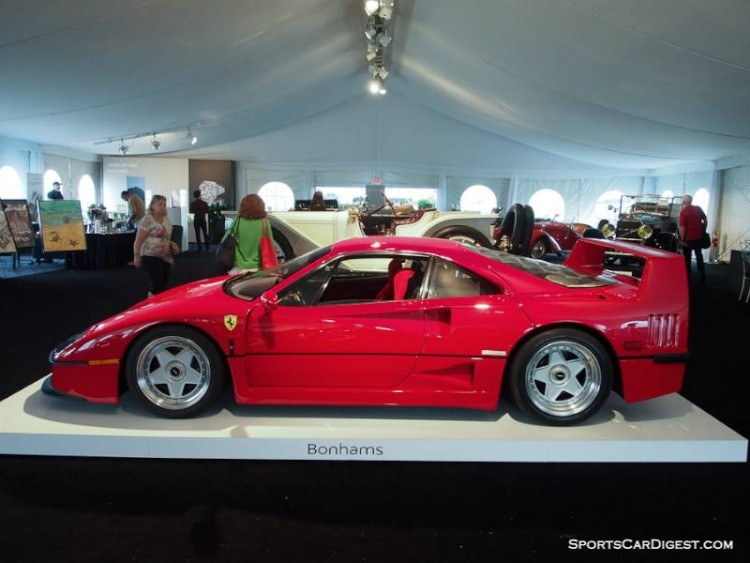 1992 Ferrari F40 Coupe, Body by Pininfarina