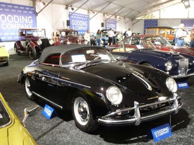 1956 Porsche 3656A Super Speedster for sale