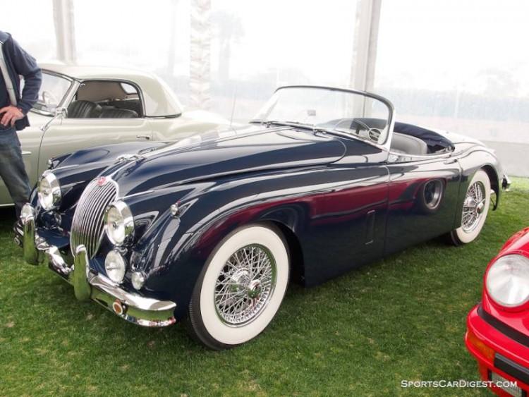 1960 Jaguar XK 150S 3.4 Roadster