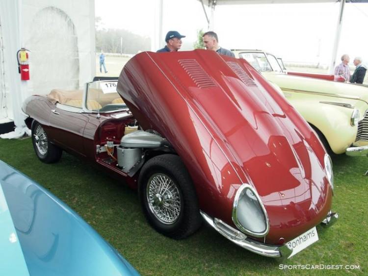 1966 Jaguar XKE SI 4.2 Convertible