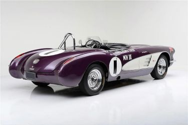 "1959 Chevrolet Corvette Convertible ""Purple People Eater"""
