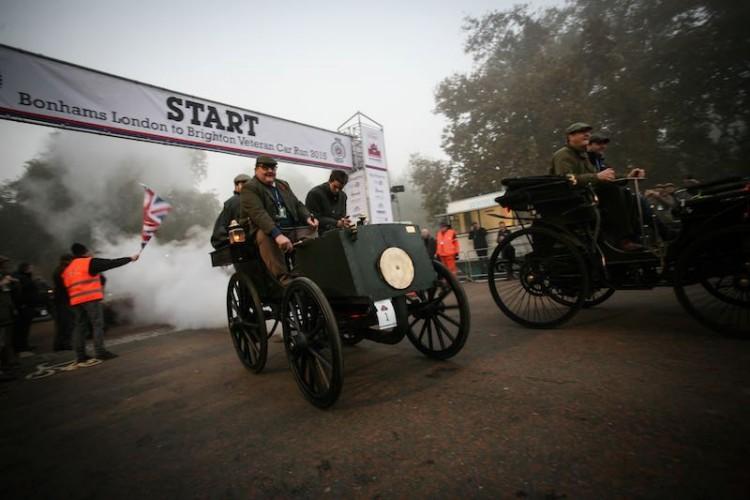 1888 Truchutet driven by Daniel Ward