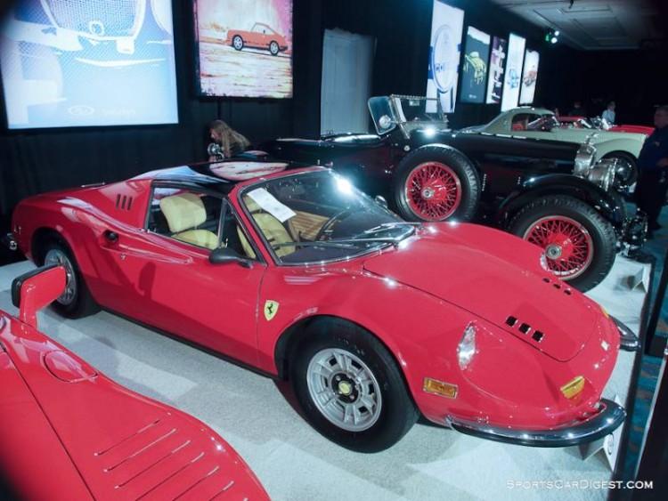 1972 Ferrari 246 GTS Dino, Body by Pininfarina-Scaglietti