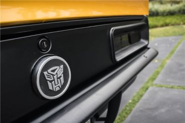 "1967 Chevrolet Camaro SS ""Transformer's Bumble Bee"" Movie Car"