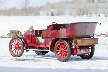 1905 FIAT 60HP Five-Passenger Side