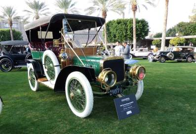 1907 Stevens-Duryea Model U (photo: Bob Golfen)