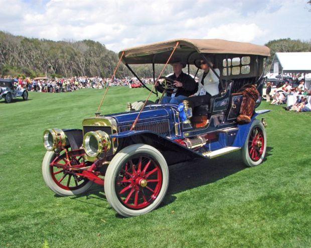 1909 Winton Model 17