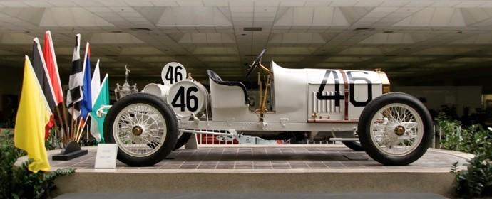 1911 Benz 150HP Grand Prix at Indy 500 Museum