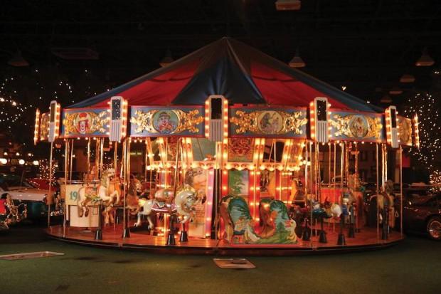 1918 Herschell-Spillman Carousel