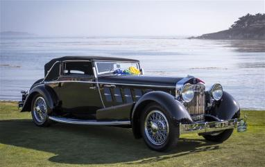 1924 Isotta Fraschini Tipo 8A F. Ramseier and Cie Worblaufern Cabriolet