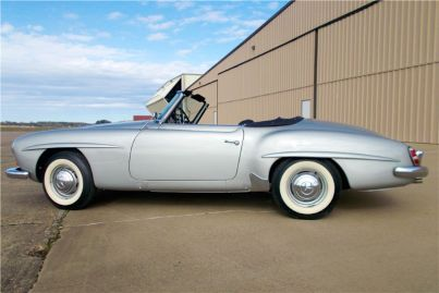 1956 Mercedes-Benz 190SL Convertible